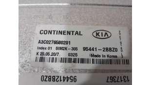 CENTRALITA MOTOR UCE KIA...